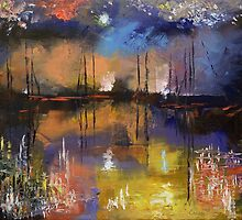 Fireworks by Michael Creese