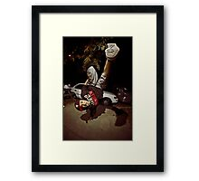 The B-Boy Files - #5 | Killa Beest in the Streets Framed Print