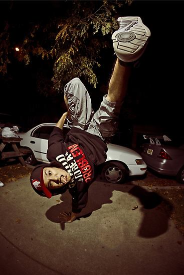 The B-Boy Files - #5   Killa Beest in the Streets by JAM1PHOTO