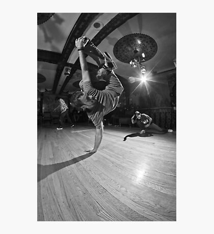 The B-Boy Files - #4 | Sour Apple Swank Photographic Print
