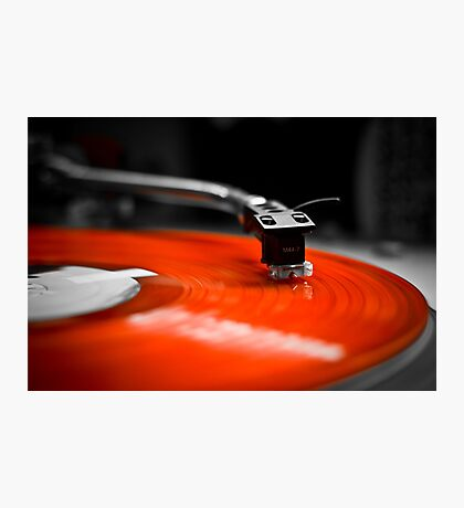 Needle to the Record | TURNTABLISM Photographic Print