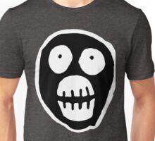 Mighty boosh head logo minimal Unisex T-Shirt