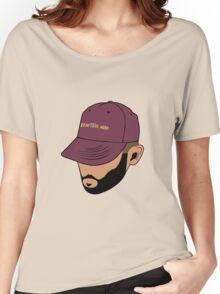 Jon Bellion Face illustation Women's Relaxed Fit T-Shirt