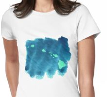 Hawaii Not? Womens Fitted T-Shirt