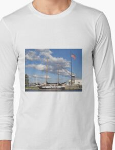Let's Sail!  Long Sleeve T-Shirt