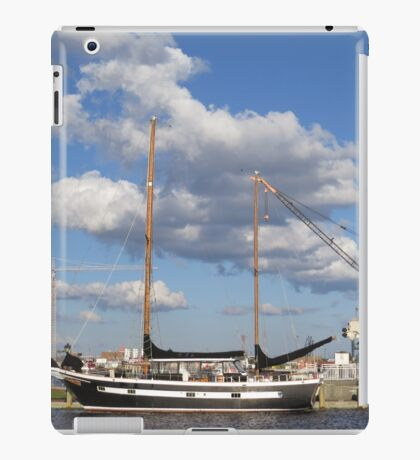 Let's Sail!  iPad Case/Skin