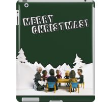 The Study Group's Winter Wonderland - Merry Christmas iPad Case/Skin