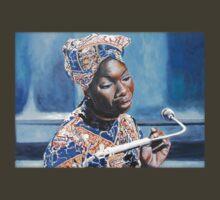 Nina Simone  by Kevin J Cooper