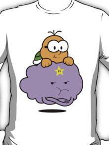 Lakitu Space Princess T-Shirt