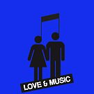 Love and music by WAMTEES