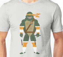 Michelangelo (Teenage Mutant Ninja Turtles) Unisex T-Shirt