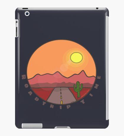 Roadtrip Time iPad Case/Skin