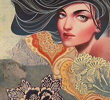 Sophia by Kanchan Mahon