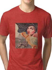 Sophia Tri-blend T-Shirt