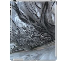 as the river flows.... iPad Case/Skin