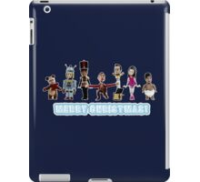 Stop Motion Christmas - Style C iPad Case/Skin