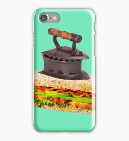 Ironic Sandwich iPhone Case/Skin