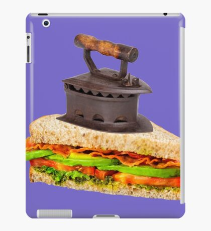 Ironic Sandwich iPad Case/Skin