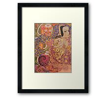 The Aesthete  Framed Print