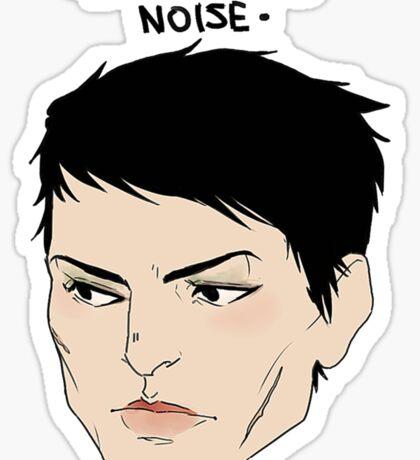 Cassandra Pentaghast Sticker