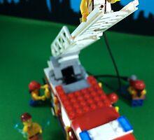 Fireman by LegoLegion