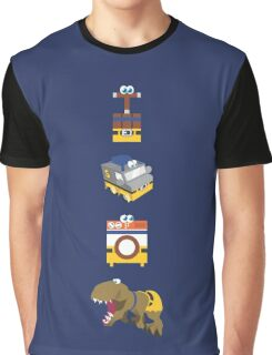 Banjo-Kazooie Transformations Graphic T-Shirt
