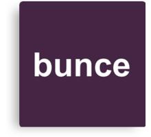Bunce - The Office - David Brent - Dark Canvas Print