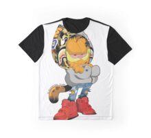 Garfield Bape Graphic T-Shirt