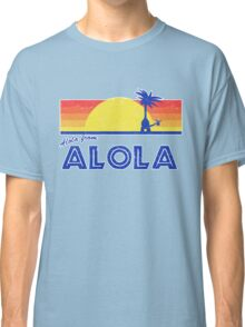 Pokemon Sun and Moon - Alola from Alola Classic T-Shirt