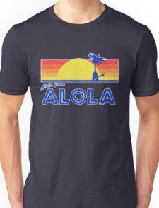 Pokemon Sun and Moon - Alola from Alola Unisex T-Shirt