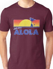 Pokemon Sun and Moon - Alola from Alola Unisex T-Shirt