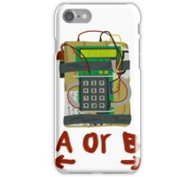 Counter Strike Bomb Text iPhone Case/Skin