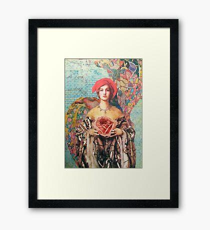 In The Fullness of Time Framed Print