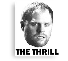 "Phil ""The Thrill"" Kessel Canvas Print"