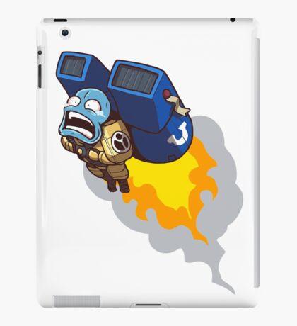 Dumb Tau iPad Case/Skin