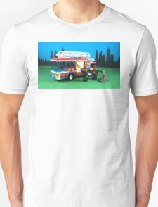 FIRE TRUCK, FIRE TRUCK, FIRE TRUCK Unisex T-Shirt