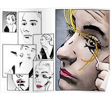 Makeup & Art Poster