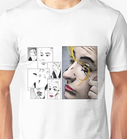 Makeup & Art Unisex T-Shirt