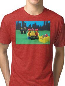 Cops Get No Love Tri-blend T-Shirt