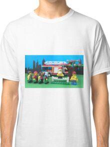 Happy Fireman Xmas Classic T-Shirt