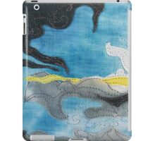 stand up storm down. iPad Case/Skin