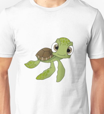 Cute Turtle Unisex T-Shirt
