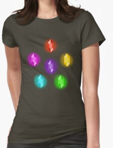 The Original Elements Womens Fitted T-Shirt