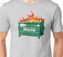 2016 Dumpster fire Unisex T-Shirt