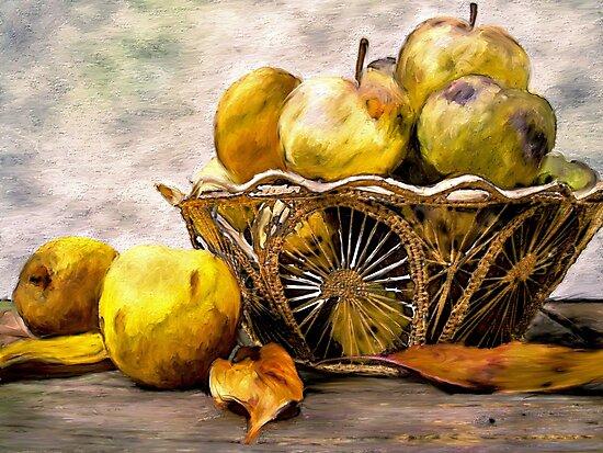 Autumn Bounty by suzannem73