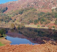 Rydal Water, Cumbria UK by GeorgeOne