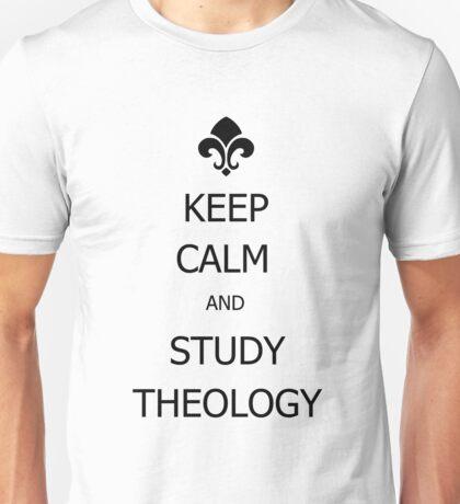 Study Theology Unisex T-Shirt