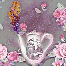 Floral Brew by RobynLee