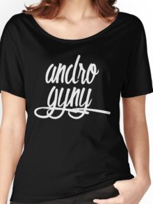Androgyny Women's Relaxed Fit T-Shirt