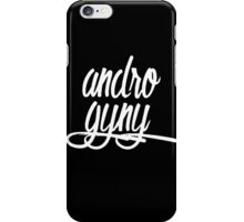 Androgyny iPhone Case/Skin